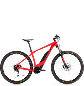 Электровелосипед Cube Acid Hybrid One 500 29 (2019) red´n´green