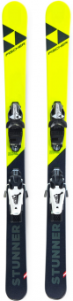 Горные лыжи Fischer Stunner + FJ7 AC SLR BRAKE 78 [H] (2019)