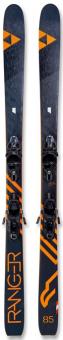 Горные лыжи Fischer Ranger 85 + MBS 11 POWERRAIL [G] (2019)