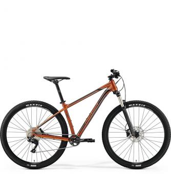 Велосипед Merida Big.Nine 400 (2019) GlossyCopper/DarkBrown/Blue