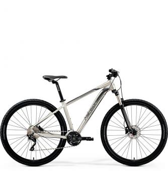 Велосипед Merida Big.Nine 80-D (2019) MattTitan/Black/Silver