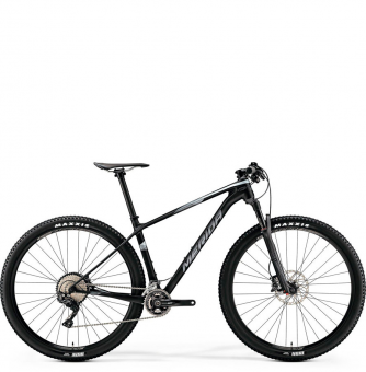 Велосипед Merida Big.Nine XT (2019) MattBlack/Silver