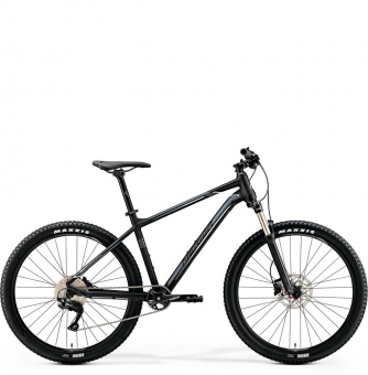 Велосипед Merida Big.Seven 400 (2019) MattDarkSilver/Blue/Black