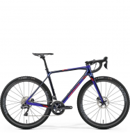 Велосипед циклокросс Merida Mission CX8000E (2019)