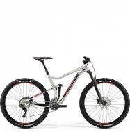 Велосипед Merida One-Twenty 9.XT Edition (2019) Silk/Titan/Red