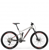 Велосипед Merida One-Twenty 7.XT Edition (2019) Silk/Titan/Red