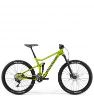 Велосипед Merida One-Twenty 7.XT Edition (2019) Matt/Olive/Green