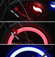 Фара-светодиод для спиц XC-784