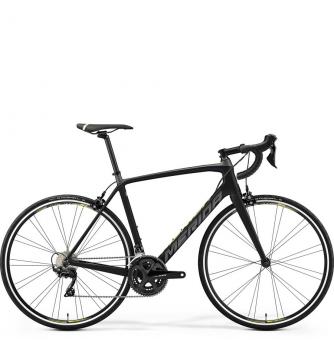 Велосипед Merida Scultura 4000 (2019) Black/NeonYellow