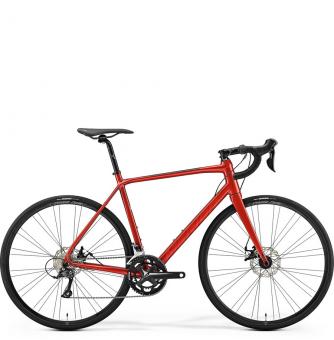 Велосипед Merida Scultura Disc 200 (2019) Red/Black