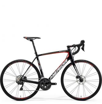 Велосипед Merida Scultura Disc 4000 (2019) Black/TeamReplica