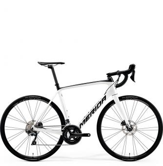 Велосипед Merida Scultura Disc 5000 (2019) Pearl White (Black)