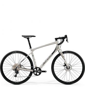Велосипед Merida Silex 300 (2019) SilkTitan/Black