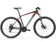 Велосипед Kross Level 1.0 (2019) Black/Red/White Matte 1