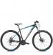 Велосипед Kross Level 2.0 (2019) Black/Blue/White Glossy 1