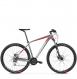 Велосипед Kross Level 2.0 (2019) Graphite/Red/Silver Matte 1