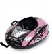 Тюбинг Тяни-Толкай овальный Машинка Comfort розовая 1