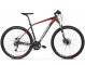 Велосипед Kross Level 3.0 (2019) Black/Red/White Matte 1