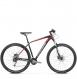 Велосипед Kross Level 5.0 (2019) Black/Red/Silver Glossy 1