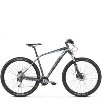 Велосипед Kross Level 5.0 (2019) Graphite/Steel/Black Matte