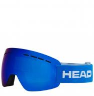 Маска Head Solar FMR blue (2019)