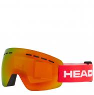 Маска Head Solar FMR red (2019)