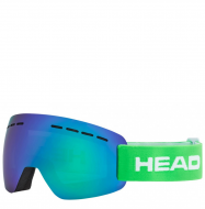 Маска Head Solar FMR green (2019)