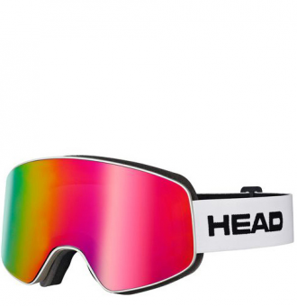 Маска Head Horizon FMR pink (2018)