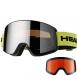 Маска Head Horizon Race green + SpareLens silver (2018) 1