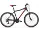 Велосипед Kross Lea 1.0 (2019) Black/Raspberry/Graphite Matte 1