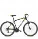 Велосипед Kross Hexagon 2 (2019) Black/White/Lime Matte 1