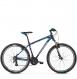 Велосипед Kross Hexagon 2 (2019) Navy Blue/Silver/Blue Matte 1
