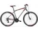 Велосипед Kross Hexagon 2 (2019) Graphite/Silver/Red Matte 1
