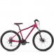 Велосипед Kross Lea 4.0 (2019) Pink/Silver/Black Matte 1