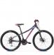 Велосипед Kross Lea 4.0 (2019) Violet/Pink/Blue Glossy 1