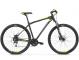 Велосипед Kross Hexagon 5.0 (2019) Black/Graphite/Lime Matte 1