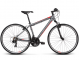 Велосипед Kross Evado 1.0 (2019) Graphite/Red Matte 1