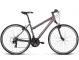 Велосипед Kross Evado 1.0 (2019) Graphite/Raspberry Matte 1
