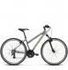 Велосипед Kross Evado 2.0 (2019) Graphite/Lime Glossy 1