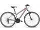 Велосипед Kross Evado 2.0 (2019) Silver/Red Matte 1