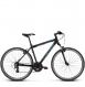 Велосипед Kross Evado 2.0 (2019) Black/Blue Glossy 1