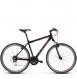 Велосипед Kross Evado 3.0 (2019) Black/Red Glossy 1