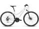 Велосипед Kross Evado 4.0 (2019) White/Blue Glossy 1