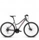 Велосипед Kross Evado 4.0 (2019) Graphite/Pink Matte 1