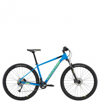 Велосипед Cannondale Trail 6 blue (2018)