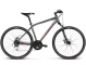 Велосипед Kross Evado 4.0 (2019) Graphite/Red Matte 1