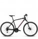 Велосипед Kross Evado 5.0 (2019) Black/Red Matte 1
