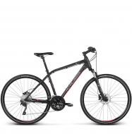 Велосипед Kross Evado 7.0 (2019) Black/Steel Matte