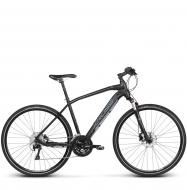 Велосипед Kross Evado 8.0 (2019) Black/Gray Matte
