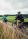 Велосипед Kross Trans 1.0 (2019) Graphite/Red/White Matte 2
